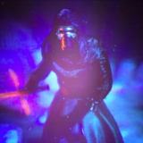 Star Wars 3D Hologram 'Kylo Ren'  (Full-parallax Hologram)_