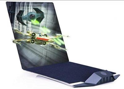 Star Wars 3D Hologram 'Death Star Attack Run' (Full-parallax Hologram)